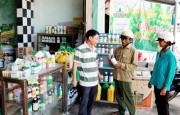 Kiểm tra, xử lý thuốc bảo vệ thực vật nhập lậu