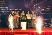 Sinh viên Việt Nam thi tài lập trình với giới trẻ Hàn Quốc, Ấn Độ