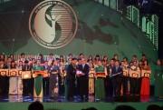 Công ty BSR nhận giải thưởng Môi trường năm 2017