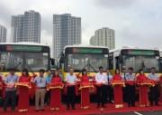 Hà Nội: Thêm 2 tuyến buýt kết nối nội đô - ngoại thành