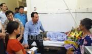 Tổng giám đốc TKV thưởng 'nóng' 2 đội cứu hộ cứu nhanh công nhân gặp nạn