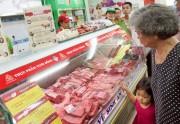 Vissan giảm tới 49% các mặt hàng thịt heo loại I