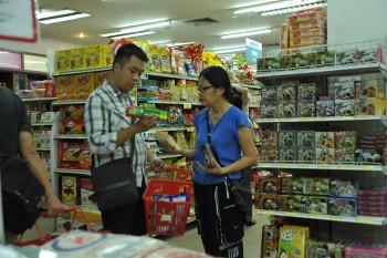 Thị trường bán lẻ Việt Nam đang gia tăng sức hấp dẫn