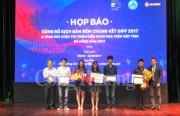 Đà Nẵng trao giải cuộc thi trình diễn pháo hoa trên máy tính năm 2017