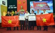 """Quảng Bình: """"Góp cờ Tổ quốc tặng ngư dân"""""""
