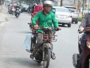 Hà Nội quyết dẹp xe máy cũ nát