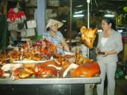 Thừa Thiên Huế: Đưa sản phẩm thịt lợn sạch đến người tiêu dùng