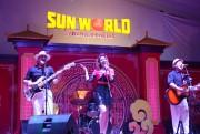 Sôi động biểu diễn nghệ thuật tại Sun World Danang Wonders