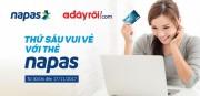 Napas và Vingroup bắt tay ưu đãi cho chủ thẻ ATM nội địa của 32 ngân hàng trên ADAYROI.COM