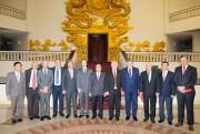 Thủ tướng tiếp đoàn lãnh đạo 3 tỉnh miền Trung Argentina
