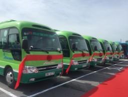 Hà Nội mở 3 tuyến mini buýt 'phủ sóng' tuyến phố nhỏ