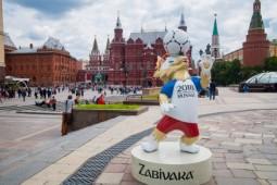 Nhiều người Việt sang Nga xem World Cup 2018