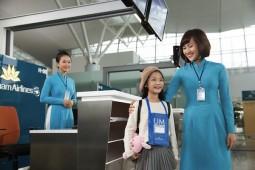 Vietnam Airlines tặng vé máy bay đi Đông Nam Á cho học sinh giỏi và trẻ em dưới 12 tuổi