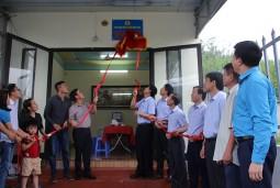 Công đoàn Than Quang Hanh tích cực chăm lo đời sống người lao động