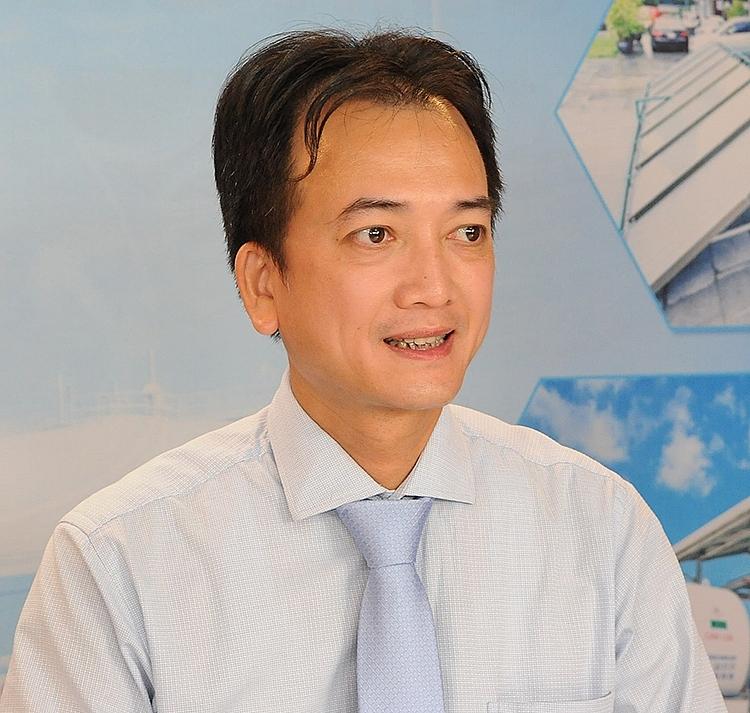 ông Trịnh Quốc Vũ - Phó Vụ trưởng Vụ TKNL và phát triển bền vững (Bộ Công Thương)