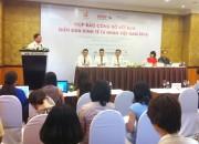 Công bố kết quả Diễn đàn kinh tế tư nhân Việt Nam 2016