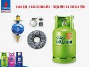 Ra mắt sản phẩm Gas Dầu khí tại thị trường Tây Nam Bộ