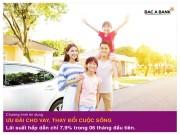 Nâng cao chất lượng sống với chương trình tín dụng ưu đãi của BAC A BANK
