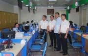 PC Quảng Ninh làm thủ tục mua bán điện tại trung tâm hành chính công