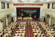 Khai mạc kỳ họp thứ 4 - HĐND tỉnh Nghệ An khóa XVII