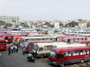 Hà Nội điều chuyển nốt 50 tuyến xe khách ở Mỹ Đình về Giáp Bát