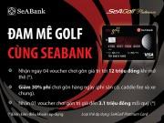 Nở rộ dịch vụ cao cấp dành cho golf thủ Việt Nam
