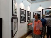 Triển lãm ảnh kiến trúc Hà Nội xưa và nay cùng sự phát triển