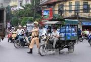 ha noi de xuat lo trinh thu hoi xe ba banh khong dam bao tieu chuan