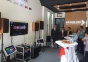 Kim Thanh Long: Nhà phân phối sản phẩm loa SR Technology Italy