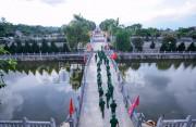Nghĩa trang liệt sỹ Việt - Lào sẽ trở thành điểm du lịch tâm linh