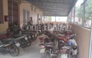 Nghệ An: Khó xử lý tài sản vi phạm giao thông