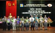 Công ty Tuyển than Hòn Gai chào mừng 88 năm ngày thành lập Công đoàn Việt Nam