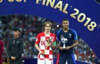 world cup 2018 phap len ngoi vo dich trong tran chung ket dang nho
