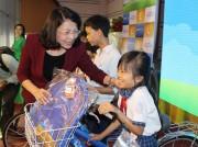 Phó Chủ tịch nước trao học bổng cho học sinh nghèo tỉnh Đồng Tháp