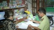 Tháng 8/2016, QLTT Thái Bình xử phạt 81 vụ vi phạm