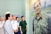 Triển lãm 'Đại tướng Võ Nguyên Giáp - Chân dung một huyền thoại'