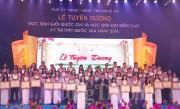 Nghệ An: Trao thưởng hơn 1 tỷ đồng cho HSG Quốc gia và học sinh đạt điểm cao