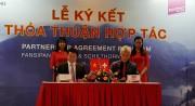 Fansipan Legend ký thỏa thuận hợp tác với Schilthorn Cableway