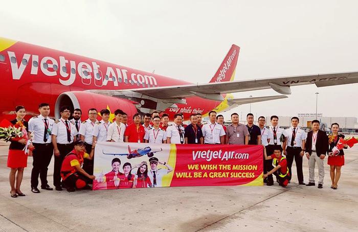 Vietjet Air xuất khẩu dịch vụ công nghệ cao sang Pakistan