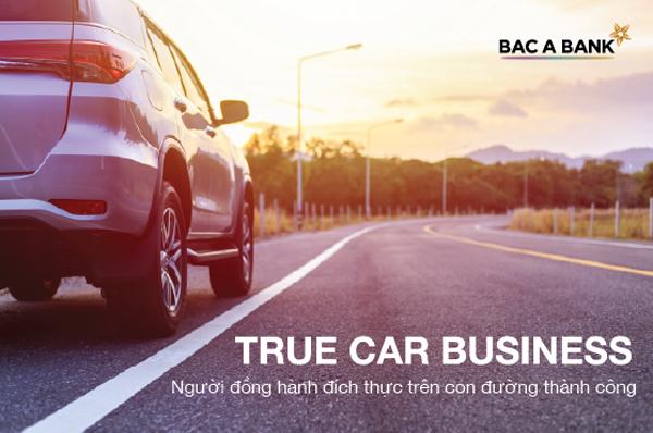 BAC A BANK giới thiệu sản phẩm vay mua ô tô dành cho doanh nghiệp