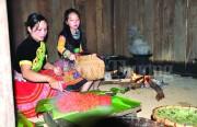 Lễ mừng cơm mới dân tộc Mông
