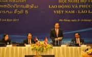Việt Nam - Lào thắt chặt hơn nữa trong hợp tác lao động và phúc lợi