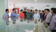 Đoàn Đại biểu cấp cao Lào thăm và làm việc tại Vinamilk