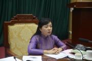 Bộ Y tế tiếp tục họp khẩn với Hà Nội phòng chống SXH