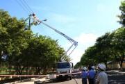 Quảng Nam: Đội sửa chữa điện nóng đi vào hoạt động