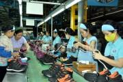 Xuất khẩu giày, dép: Doanh nghiệp nội 'lép vế'