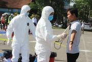 Thừa Thiên Huế diễn tập ứng phó sự cố bức xạ và hạt nhân