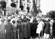 Giới Công Thương tận hiến trong mùa thu cách mạng