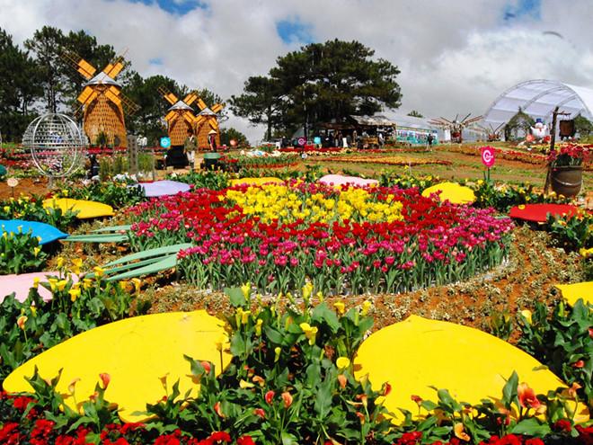 nhieu net moi tai festival hoa da lat lan thu 8 2019