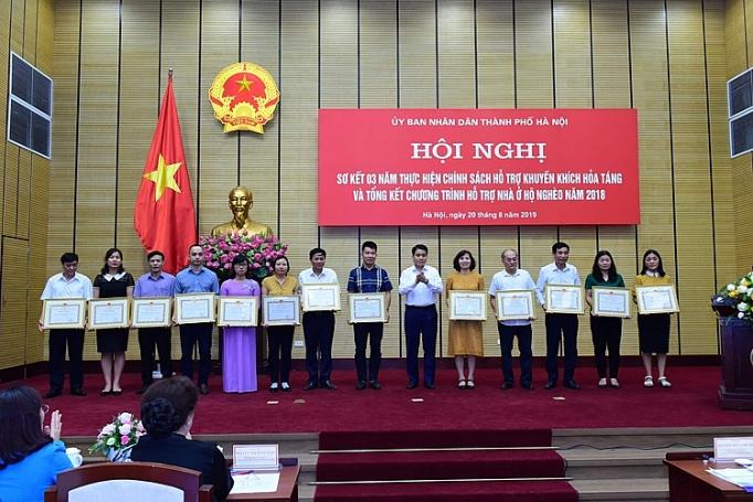 cuoi nam 2019 ha noi co ban khong con ho ngheo